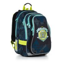 Školní batoh Topgal  - CHI 878 D - Blue