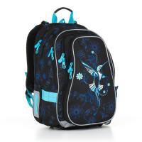 Školní batoh Topgal  - CHI 882 A - Black