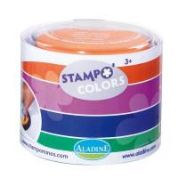 StampoColors - velké barevné inkoustové polštářky Karneval