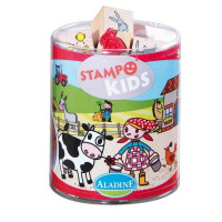 StampoKids, Farma