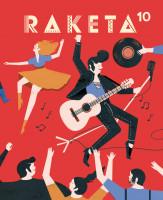 Časopis Raketa č. 10 - Rock'n'Roll