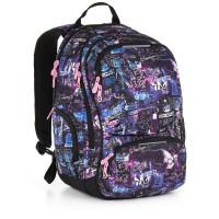 Studentský batoh Topgal - HIT 889 I - Violet