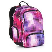 Studentský batoh Topgal - HIT 891 H - Pink