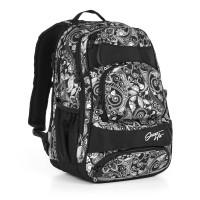 Studentský batoh Topgal - HIT 894 A - Black