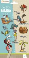 Protlačovací obrázky Piráti