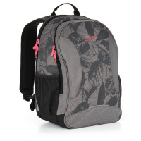 Studentský batoh Topgal - HIT 892 C - Grey