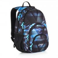 Studentský batoh Topgal - HIT 886 D - Blue