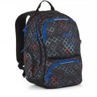 Studentský batoh Topgal - HIT 887 A - Black