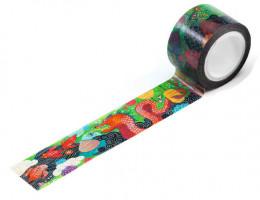Dekorační lepicí páska - Muriel