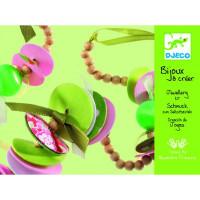 Šperky k dotvoření Zelený puntík