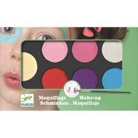 Obličejové barvy - pro holky