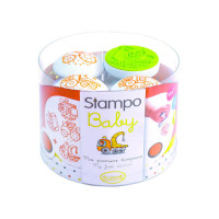 Dětská razítka StampoBaby - Stroje