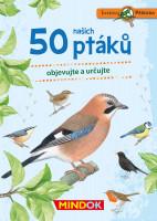 Expedice příroda - 50 našich ptáků