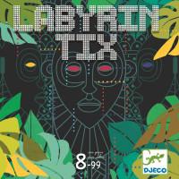 Labyrint - najdi cestu