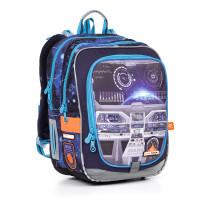 Svítící školní batoh Topgal ENDY17003 B