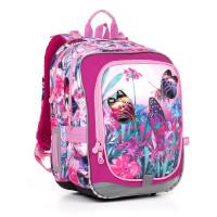 1a40fc90d7d Svítící školní batoh Topgal ENDY17004 G
