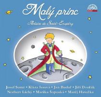 Malý princ - audiokniha na CD