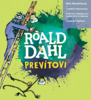 Prevítovi - audiokniha na CD - MP3