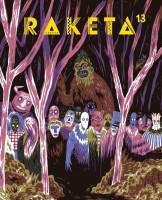 Časopis Raketa č. 13 - Strašidelná třináctka