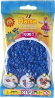 Hama Midi - korálky světle modré 1000 ks