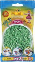 Hama Midi - korálky světle zelené 1000 ks