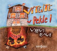 Vítejte v Pekle! - audiokniha na CD - MP3
