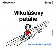 Mikulášovy patálie - audiokniha na CD - MP3
