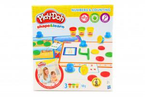 Play-Doh - Čísla & Počítání