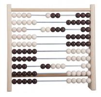 Počítadlo dřevěné kuličky