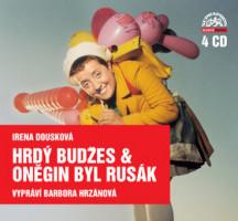 Hrdý Budžes & Oněgin byl Rusák - audiokniha na 4 CD