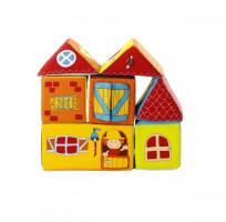Lilliputiens - hrací kostky - farma