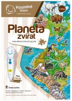 Kouzelné čtení - Puzzle - Planeta zvířat