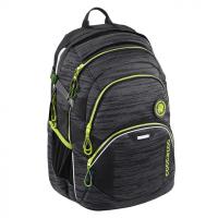 Školní batoh Coocazoo JobJobber2, Black Knit