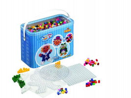 Hama Maxi korálky v boxu mix barev - 3.000 ks
