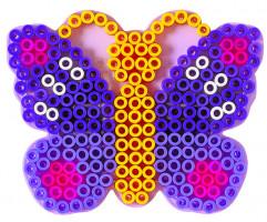 Hama Maxi podložka průhledná - motýl