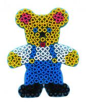 Hama Maxi podložka průhledná - medvěd