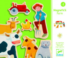 Magnetky - Farma