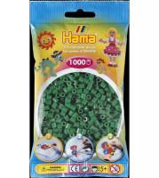 Hama Midi - korálky zelené 1000 ks