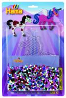 Hama korálkový set - kouzelný koník