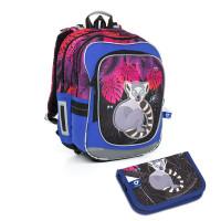 Školní batoh a penál Topgal  - CHI 792 I + CHI 824 I