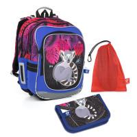 Školní set Topgal - CHI 792 I + CHI 824 I + pytlík na přezůvky 0487264fba