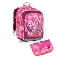 Školní batoh a penál Topgal  -  CHI 863 + CHI 864