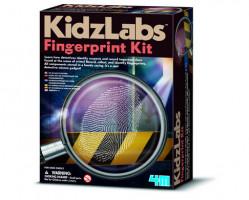 Sada pro snímání otisků prstů
