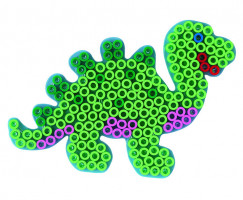 Hama Maxi podložka průhledná - dinosaurus