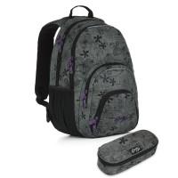Studentský batoh a penál Topgal - HIT 897 C + HIT 911