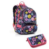 199798b4f16 Školní batoh a penál Topgal - ALLY17005 G + PENN17005
