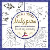 Hraj si a vybarvuj: Malý princ