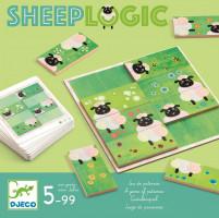 Logická hra - ovce