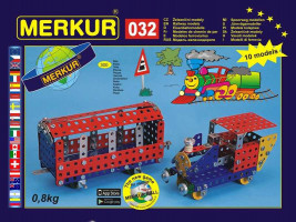 Merkur - Železniční modely - 300 ks