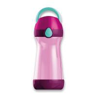 Lahev na nápoje Maped Picnic Concept - růžová, 0,43l